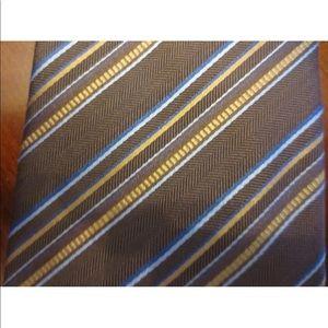 Domenico Vacca 7 fold hand made tie.